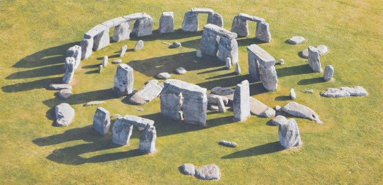 Stonehenge - England - reisenmitkids.de