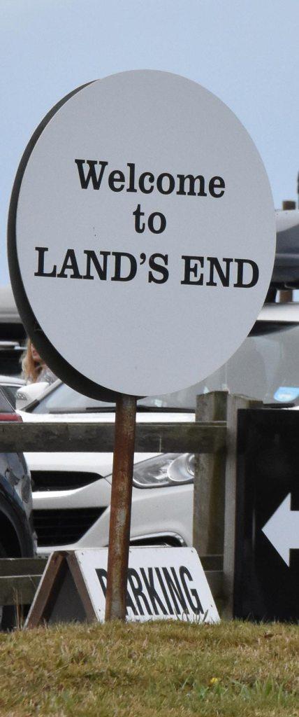 Parking Land's End