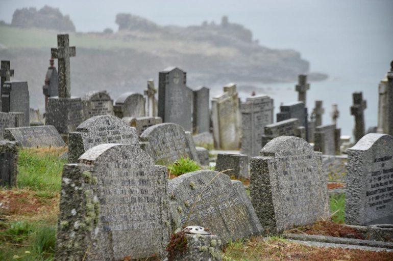 Friedhof St Ives