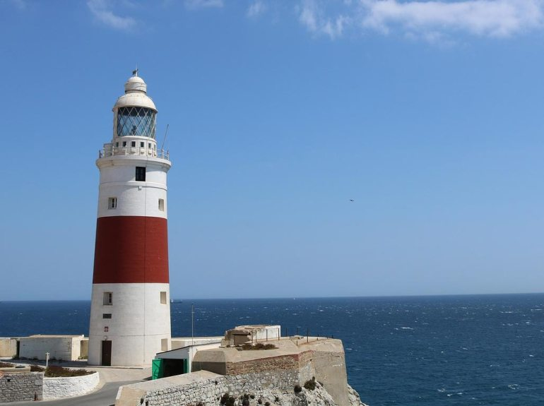 Leuchtturm am Europa Point