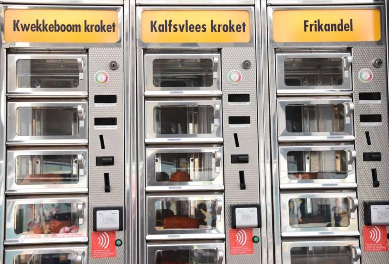 Snack-Automat Groningen