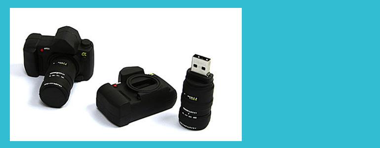 USB-Spiegelreflex