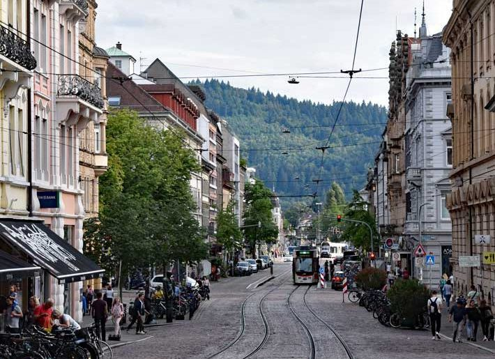 Freiburg & Straßenbahn