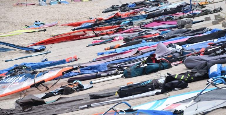 Sylt Surfe-Wettbewerb