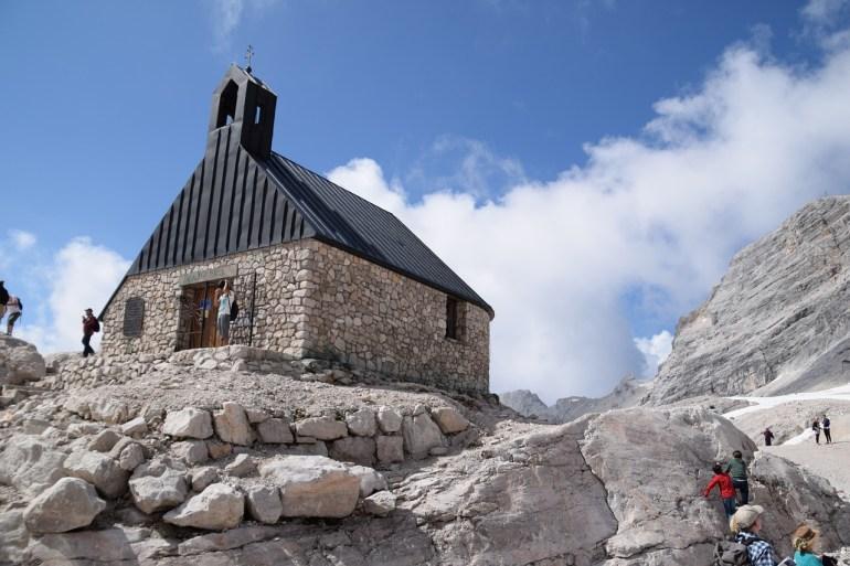 Kapelle Zugspitze