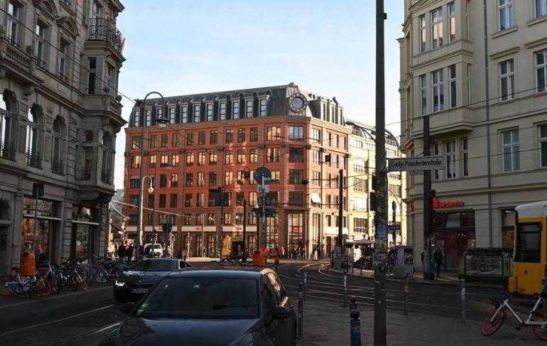 Shopping in Berln Mitte