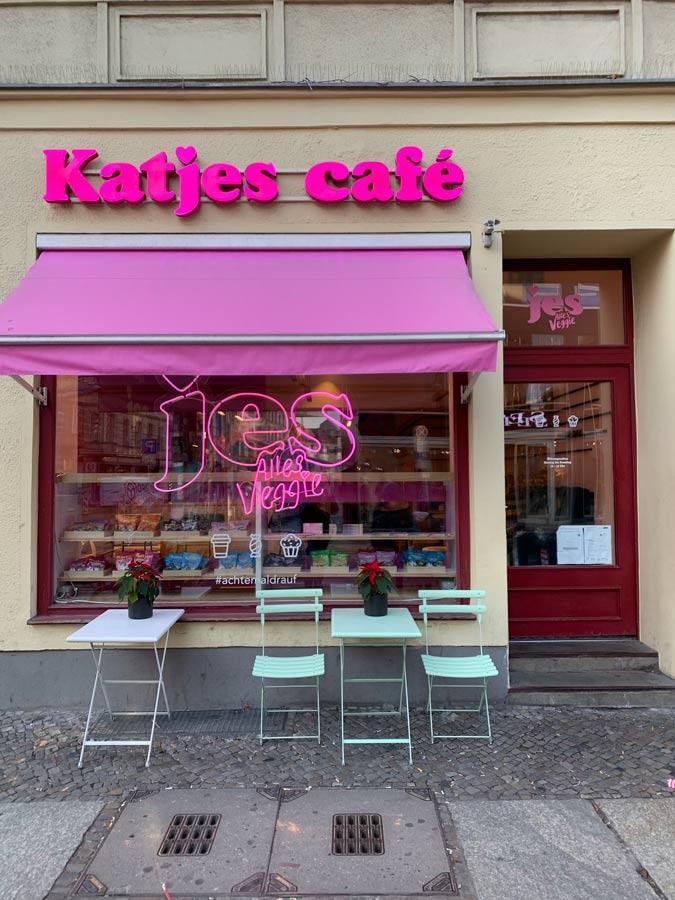 Katzjes café - alles veggie!
