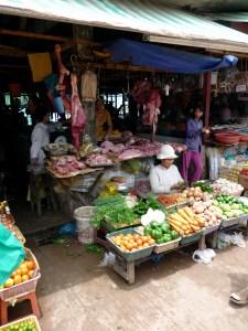Markt auf Phu Quoc
