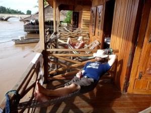 Entspannung auf Don Khon