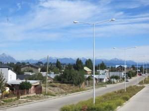 Zufahrt Bariloche