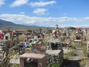 Friedhof von Cachi