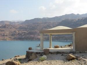 Bungalow am Toten Meer