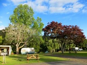 Campingplatz in Whangarei