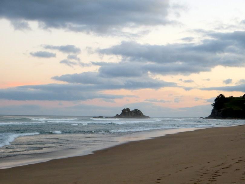 Strand von Opoutere