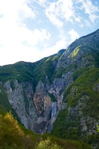 Der Boka-Wasserfall
