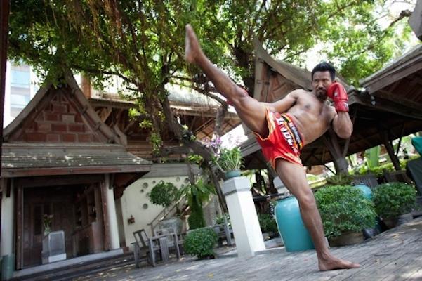 Thaiboksing (muay thai) er Thailands nasjonalsport.