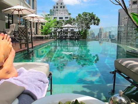[:nb]Slik får du MYE luksus for pengene i Bangkok![:]