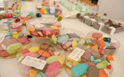 Fra sjokoladebutikken Sjokoladebiten på Majorstua.