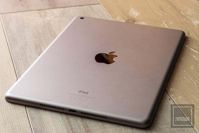Datensicherung mit dem iPad