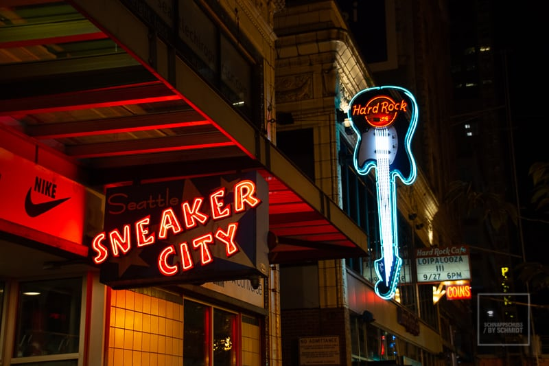 Hard Rock Café Seattle