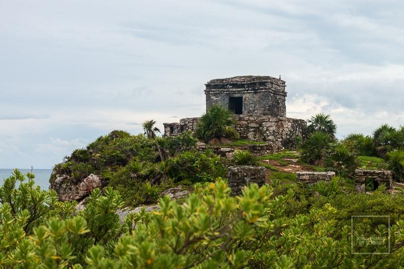 Jahresrückblick - Tempel in Mexiko