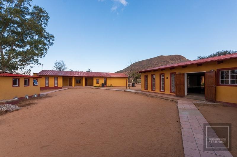 Namibia Rundreise - Die Sunshine Kids Schule