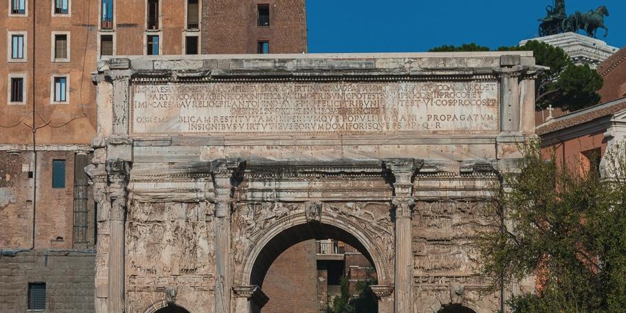 Forum Romanum Cover