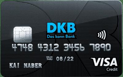 Reisekreditkarte DKB