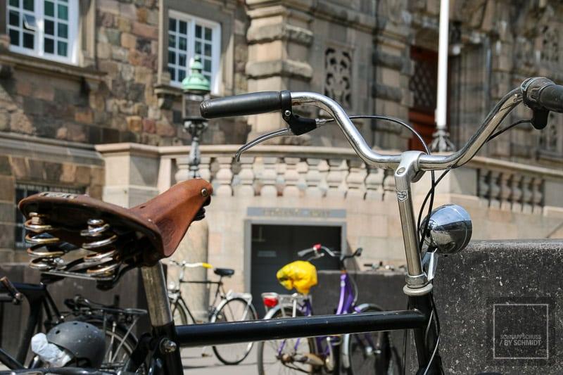 Kopenhagen - Fahrrad