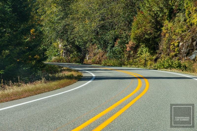 North Cascades National Park - Straße