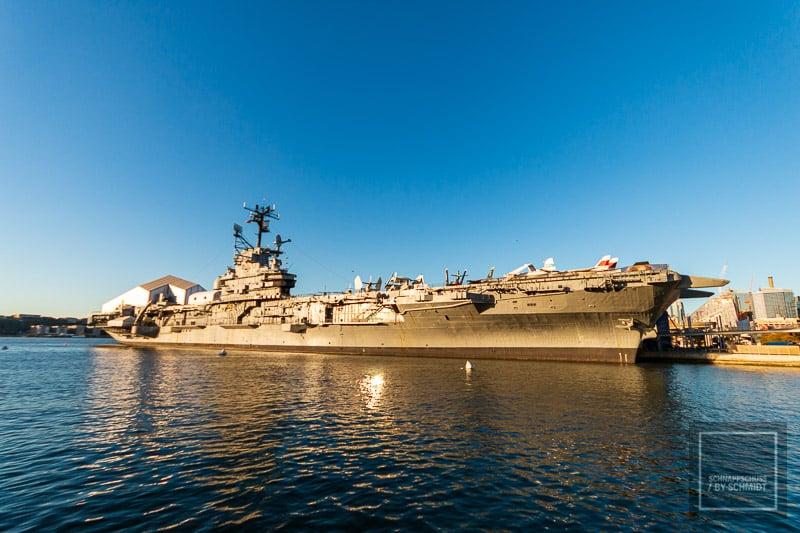 New York City - USS Intrepid