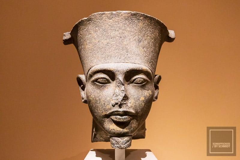 New York City - Ägyptische Kunst