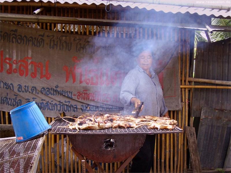 Thailand Thai Food Essen Reisen Reisetipps