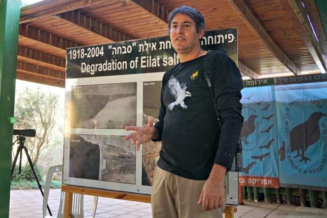 Vogelbeobachtung Israel