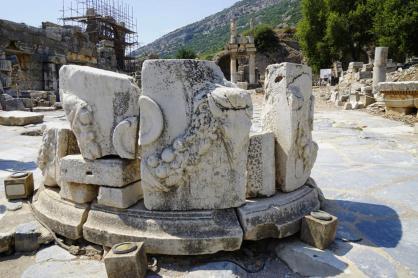 Ephesus in der Türkei