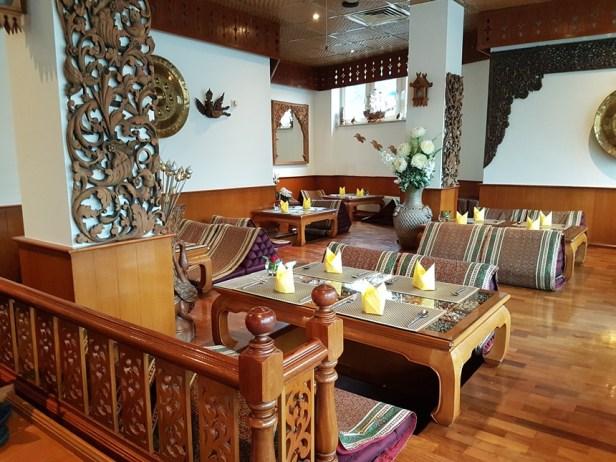 Samui Thai Cuisine, genieten van de Thaise keuken in Hamburg