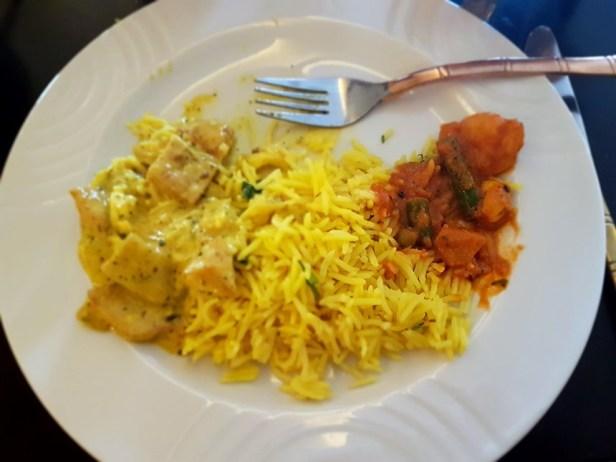Maharani lunch Hamburg