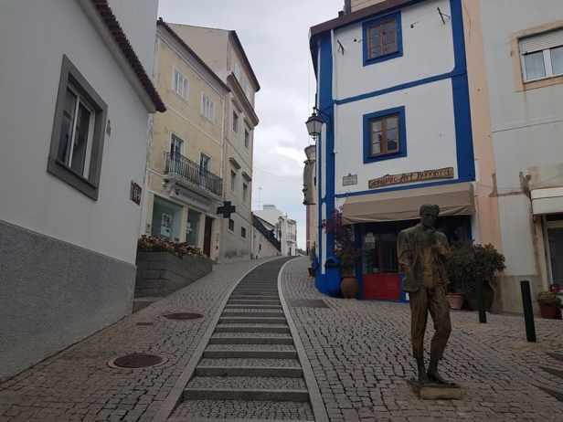 Monchique straatbeeld