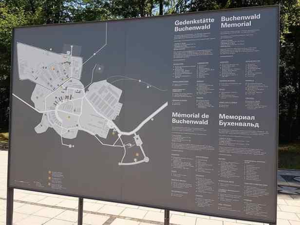 Buchenwald weimar