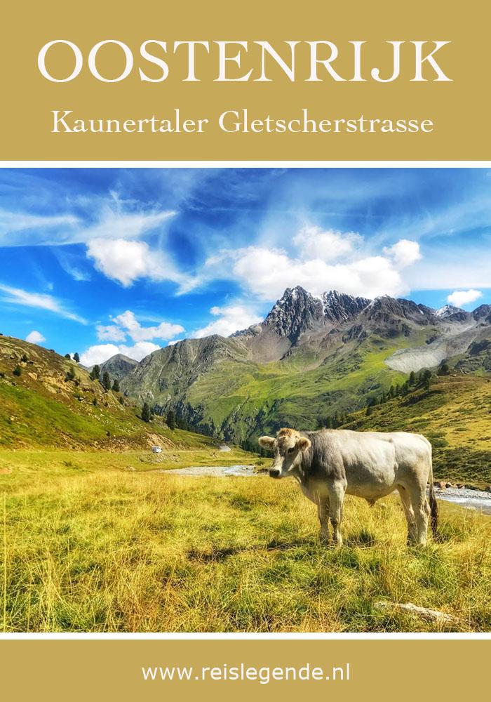 Kaunertaler Gletscherstrasse, één van de mooiste panoramawegen van Oostenrijk - Reislegende.nl