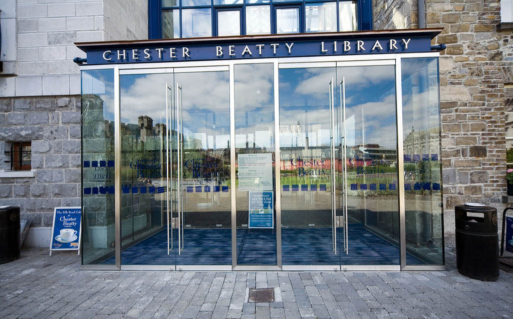 chester beatty Libray in Dublin
