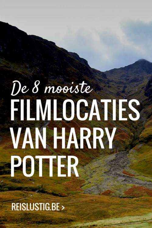 Harry Potter filmlocaties