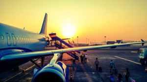 Vinkkejä lentokentälle