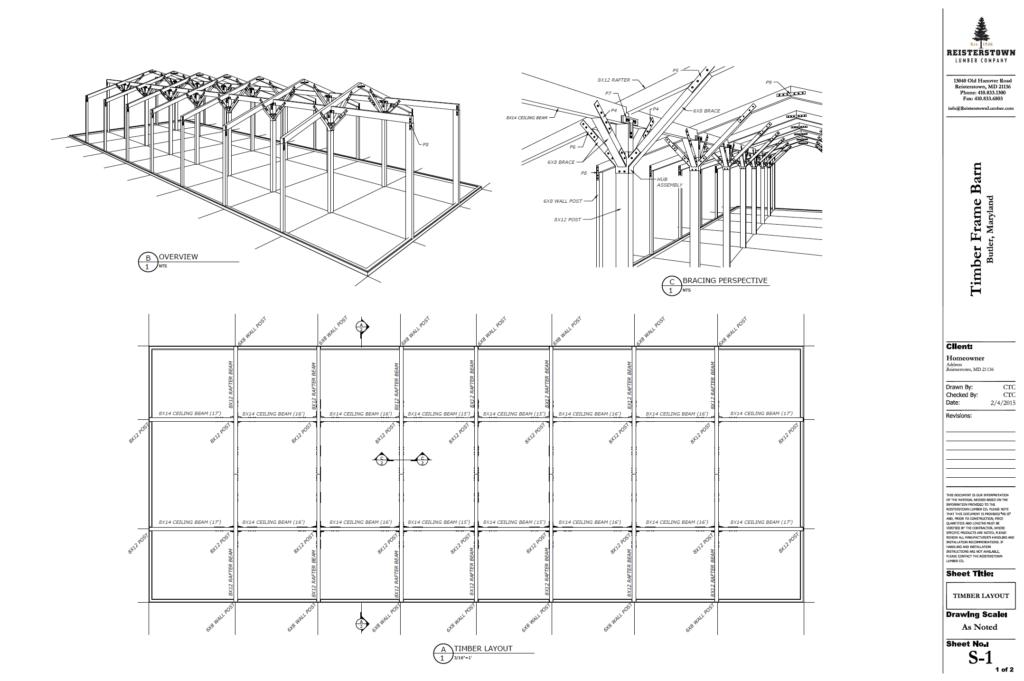 Heavy Timber Design Amp Fabrication
