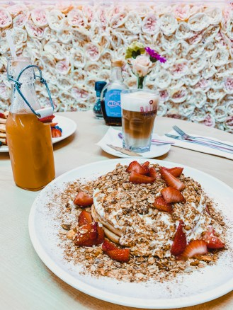 Moak Pancakes lunch hotspots Amsterdam