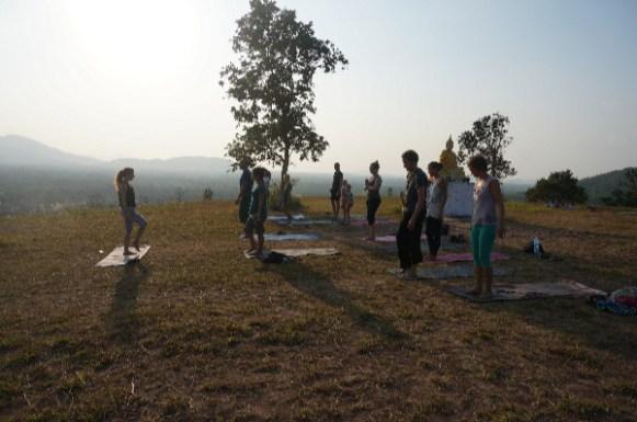 Eco Logic Voluntoursim & Yoga Retreat Thailand