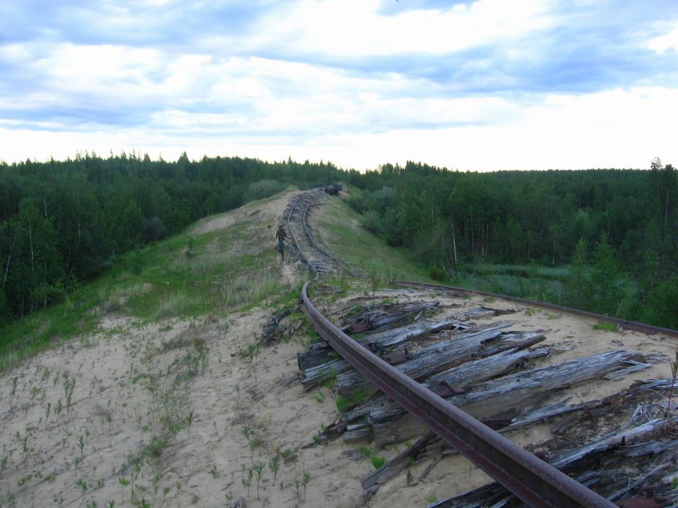 Spoorlijn van de dood