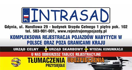 Nowy oddział biura tłumaczeń i rejestracji pojazdów w Luzinie k/ Wejherowa