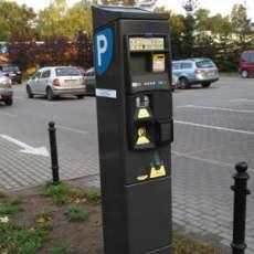 Płatny parking przy Wydziale Komunikacji w Wejherowie