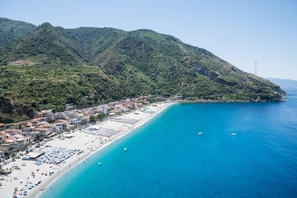 Sicilien i Italien